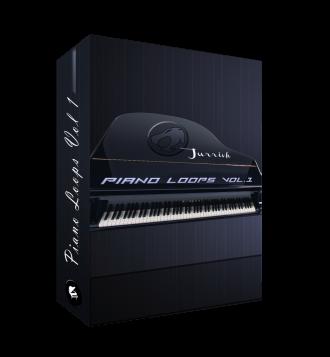 Jurrivh Piano Loops MIDI VOL.1