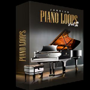 Jurrivh Piano Loops VOL.2