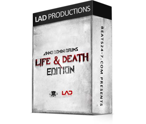 Anno Domini Drums – Life & Death Edition