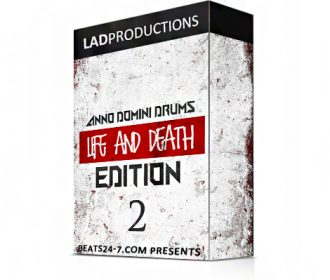 Anno Domini Drums – Life & Death Edition 2