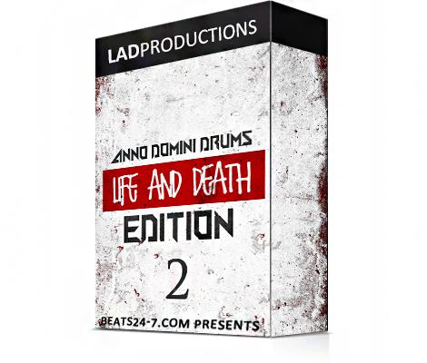 Anno Domini Drums – Life & Death Edition 2