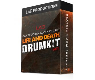 Life and Death Drum Kit VOL.1