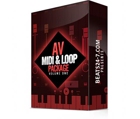 AV - Midi & Loop Pack