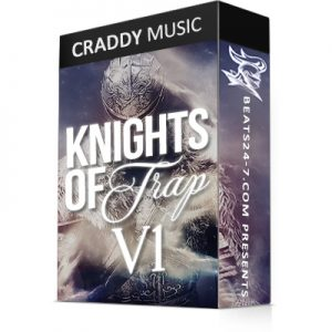 Knights Of Trap Vol.1 Drum Kit