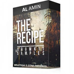 The Recipe Drum & Samples Kit