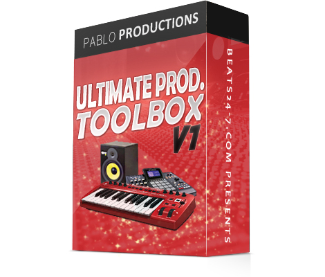 Ultimate Production Toolbox VOL.1